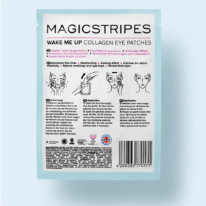 WAKE ME UP COLLAGEN EYE PATCHES MAGICSTRIPES