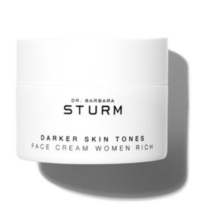DARKER SKIN TONES FACE CREAM RICH BARBARA STURM